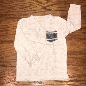 2T Cat&Jack Thermal Shirt